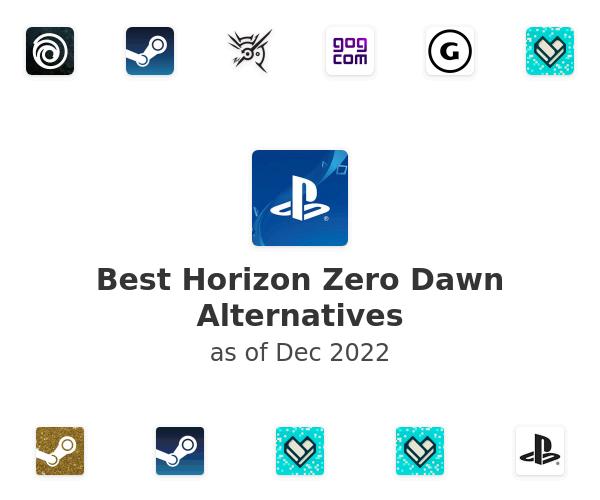 Best Horizon Zero Dawn Alternatives