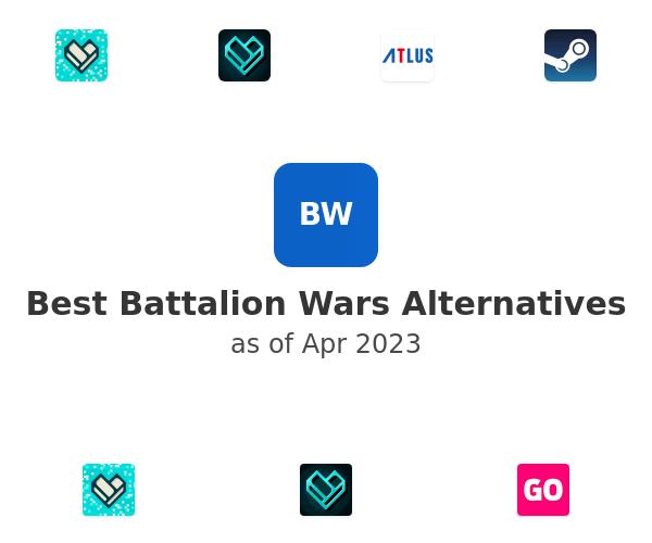 Best Battalion Wars Alternatives