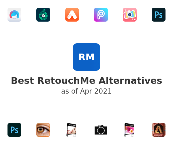 Best RetouchMe Alternatives