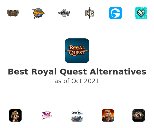 Best Royal Quest Alternatives