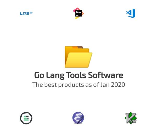 Go Lang Tools Software
