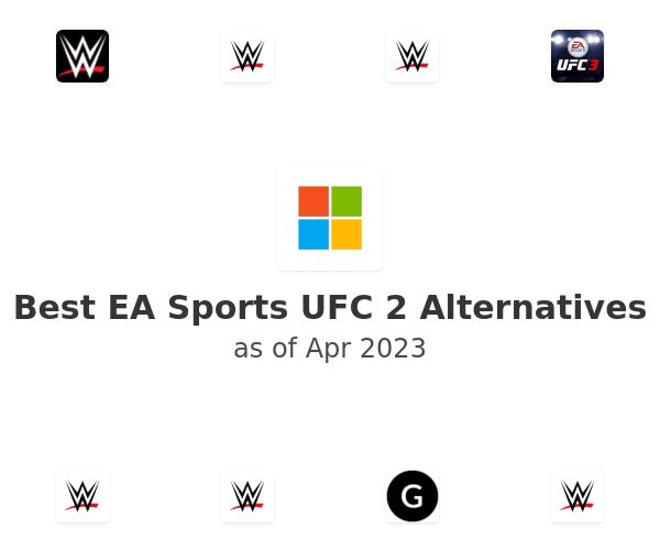 Best EA Sports UFC 2 Alternatives