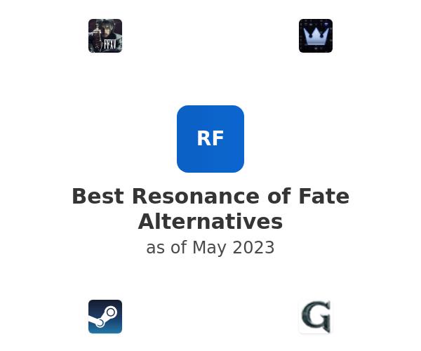 Best Resonance of Fate Alternatives