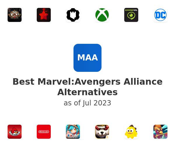 Best Marvel:Avengers Alliance Alternatives