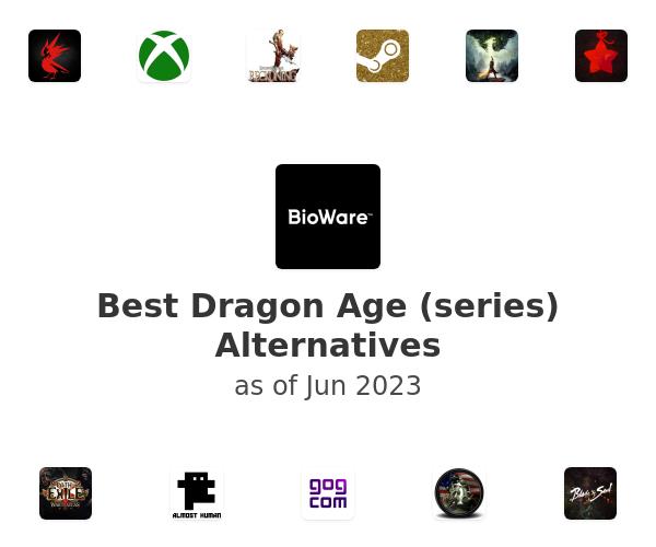 Best Dragon Age (series) Alternatives
