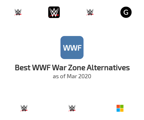Best WWF War Zone Alternatives