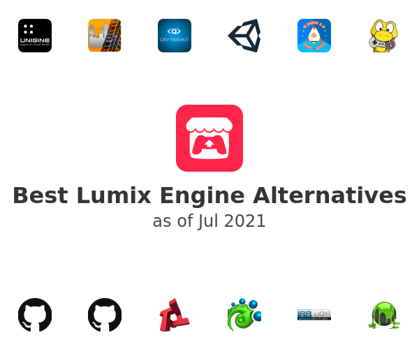 Best Lumix Engine Alternatives