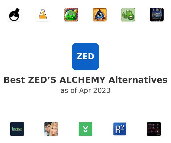 Best ZED'S ALCHEMY Alternatives