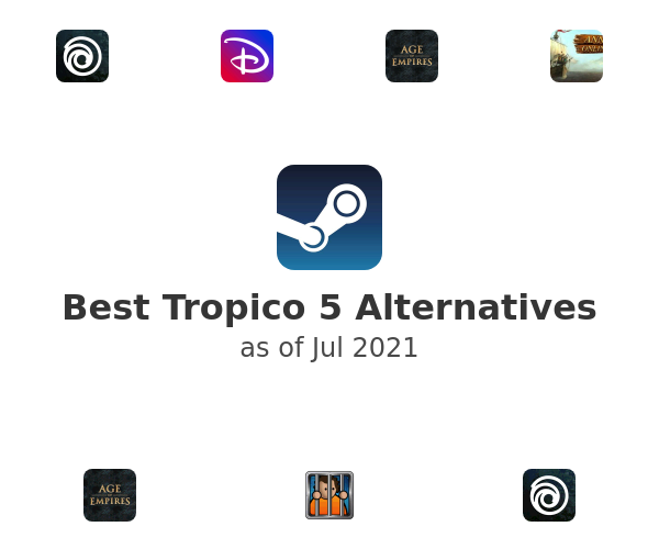 Best Tropico 5 Alternatives
