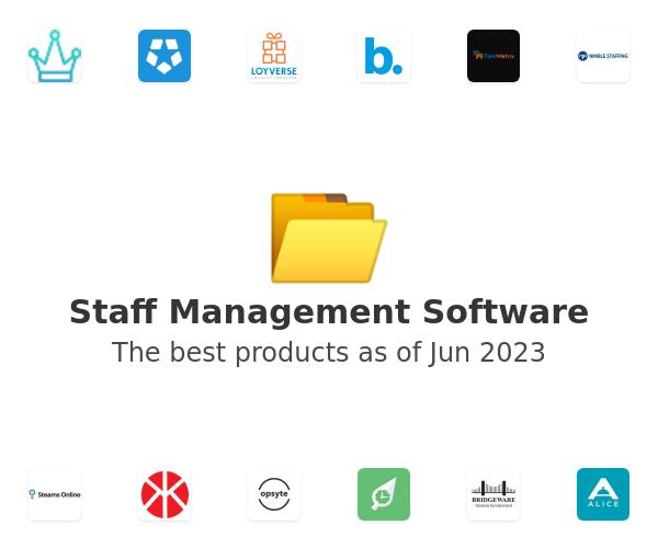 Staff Management Software