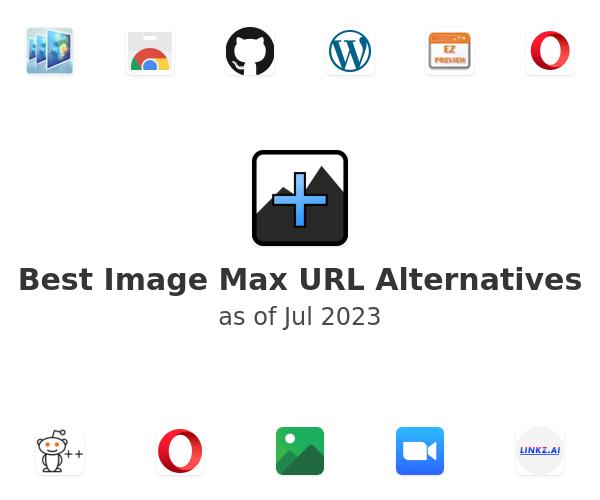 Best Image Max URL Alternatives