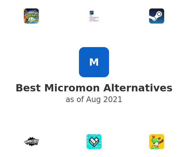 Best Micromon Alternatives