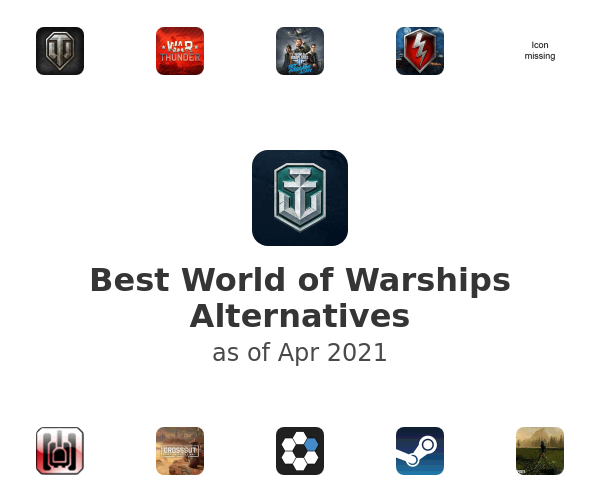 Best World of Warships Alternatives