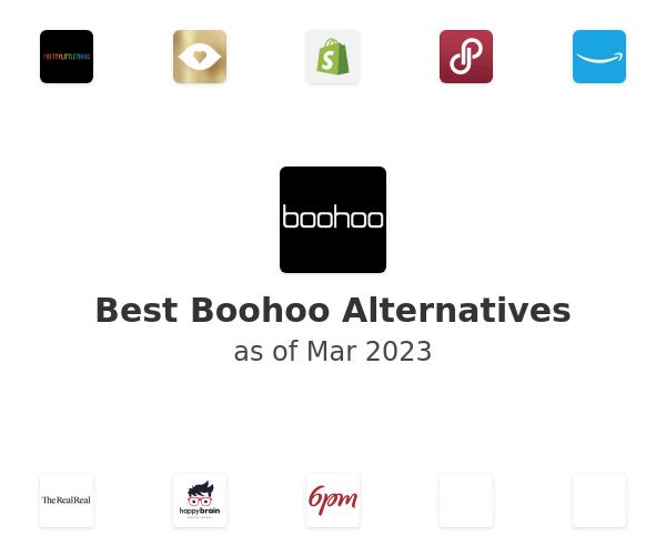 Best Boohoo Alternatives