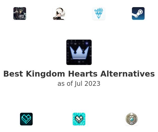 Best Kingdom Hearts Alternatives