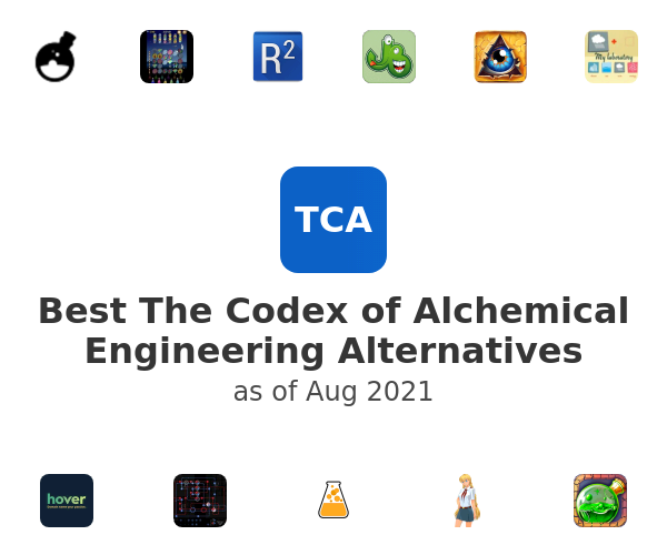 Best The Codex of Alchemical Engineering Alternatives
