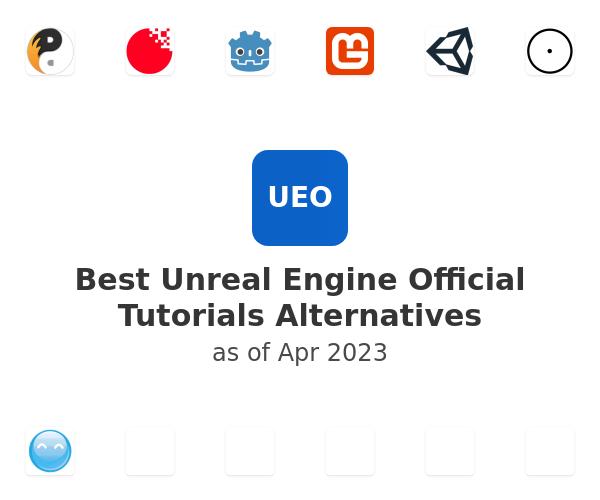 Best Unreal Engine Official Tutorials Alternatives