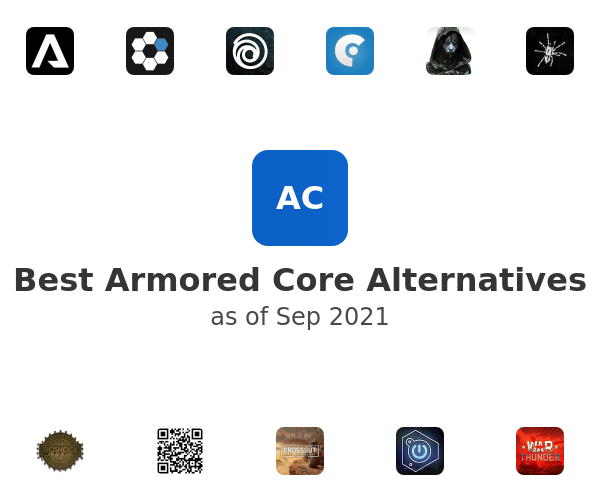 Best Armored Core Alternatives