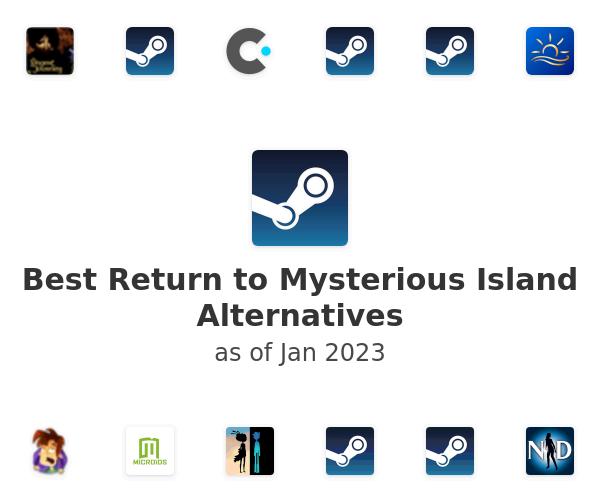 Best Return to Mysterious Island Alternatives