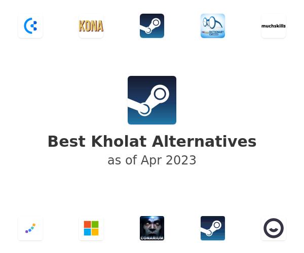 Best Kholat Alternatives