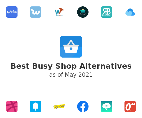 Best Busy Shop Alternatives