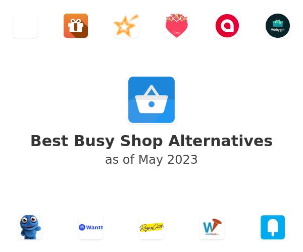Best Busy Shop Alternatives
