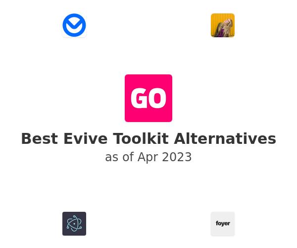 Best Evive Toolkit Alternatives
