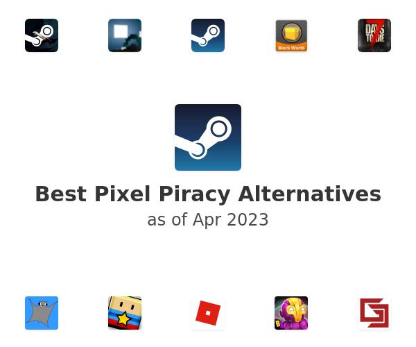 Best Pixel Piracy Alternatives