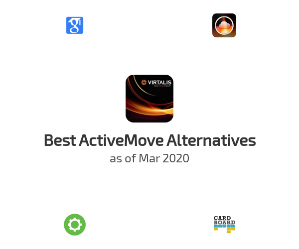 Best ActiveMove Alternatives