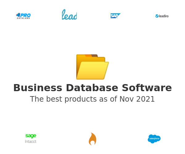 Business Database Software