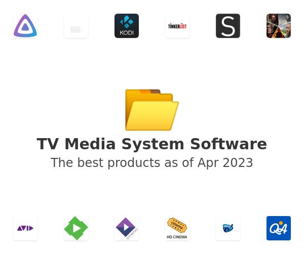 TV Media System Software