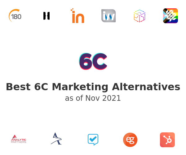 Best 6C Marketing Alternatives