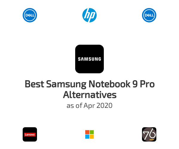 Best Samsung Notebook 9 Pro Alternatives