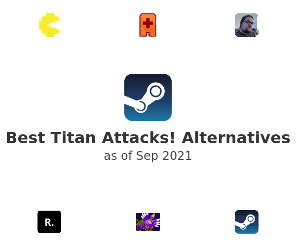 Best Titan Attacks! Alternatives