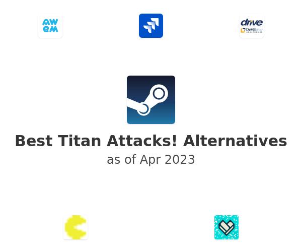 Best Titan Attacks! Alternatives