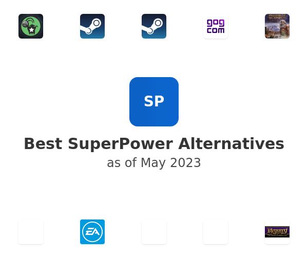 Best SuperPower Alternatives