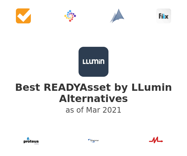 Best READYAsset by LLumin Alternatives