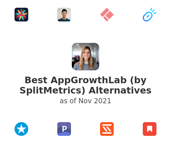 Best AppGrowthLab (by SplitMetrics) Alternatives