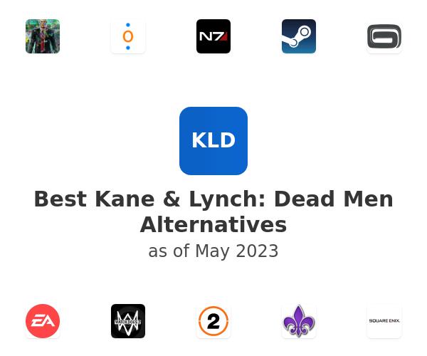 Best Kane & Lynch: Dead Men Alternatives