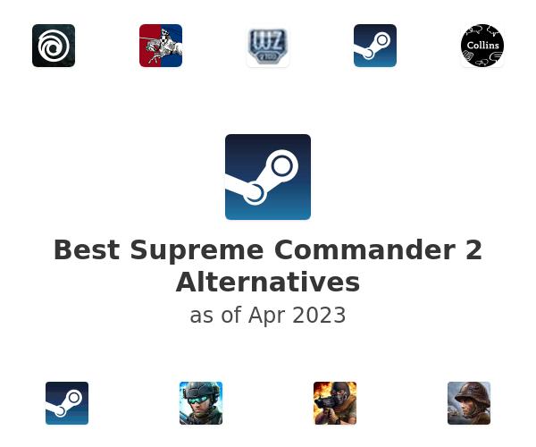 Best Supreme Commander 2 Alternatives