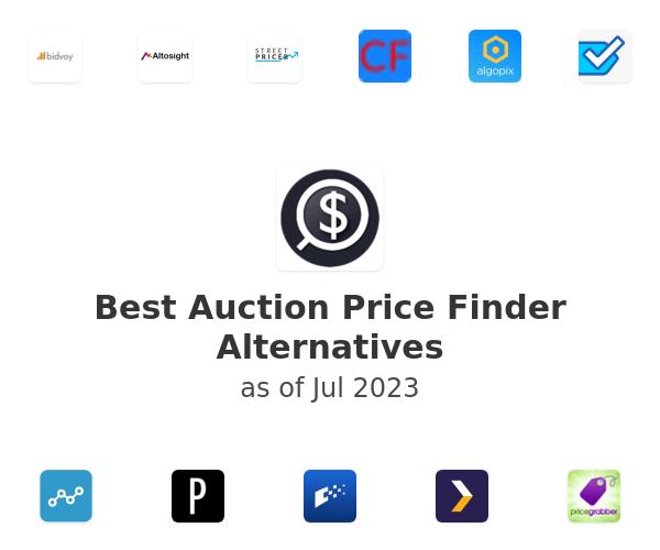 Best Auction Price Finder Alternatives