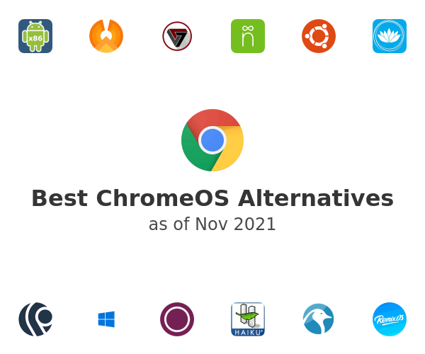 Best ChromeOS Alternatives