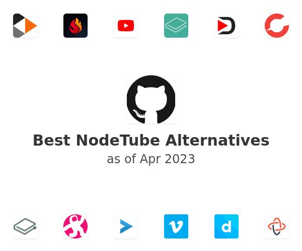 Best NodeTube Alternatives