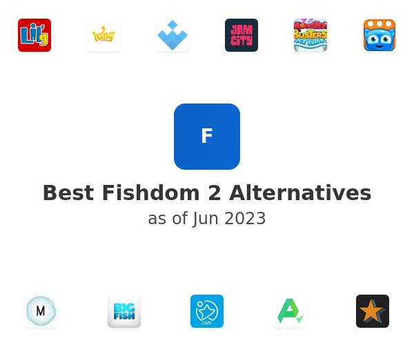 Best Fishdom 2 Alternatives