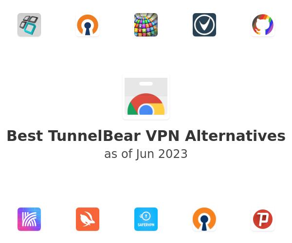 Best TunnelBear VPN Alternatives