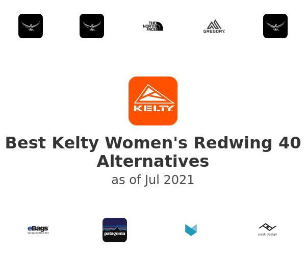Best Kelty Women's Redwing 40 Alternatives