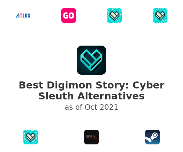 Best Digimon Story: Cyber Sleuth Alternatives