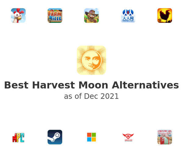 Best Harvest Moon Alternatives