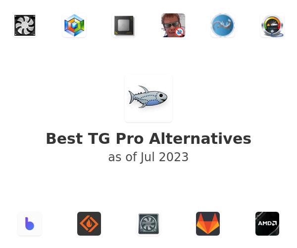 Best TG Pro Alternatives