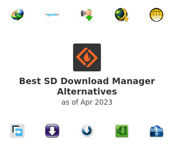 Best SD Download Manager Alternatives